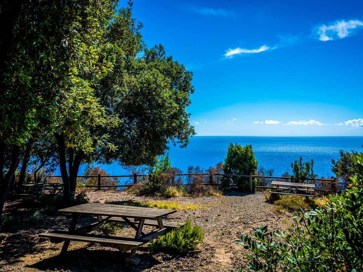 Sea views is something that you can never get tired of on Sestri Levante to Porto Venere trek in Cinque Terre Italy