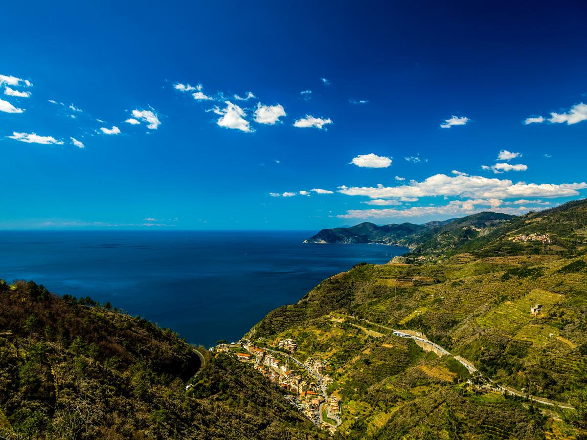 Sestri Levante to Porto Venere trek in Cinque Terre is an amazing trek with stunning views