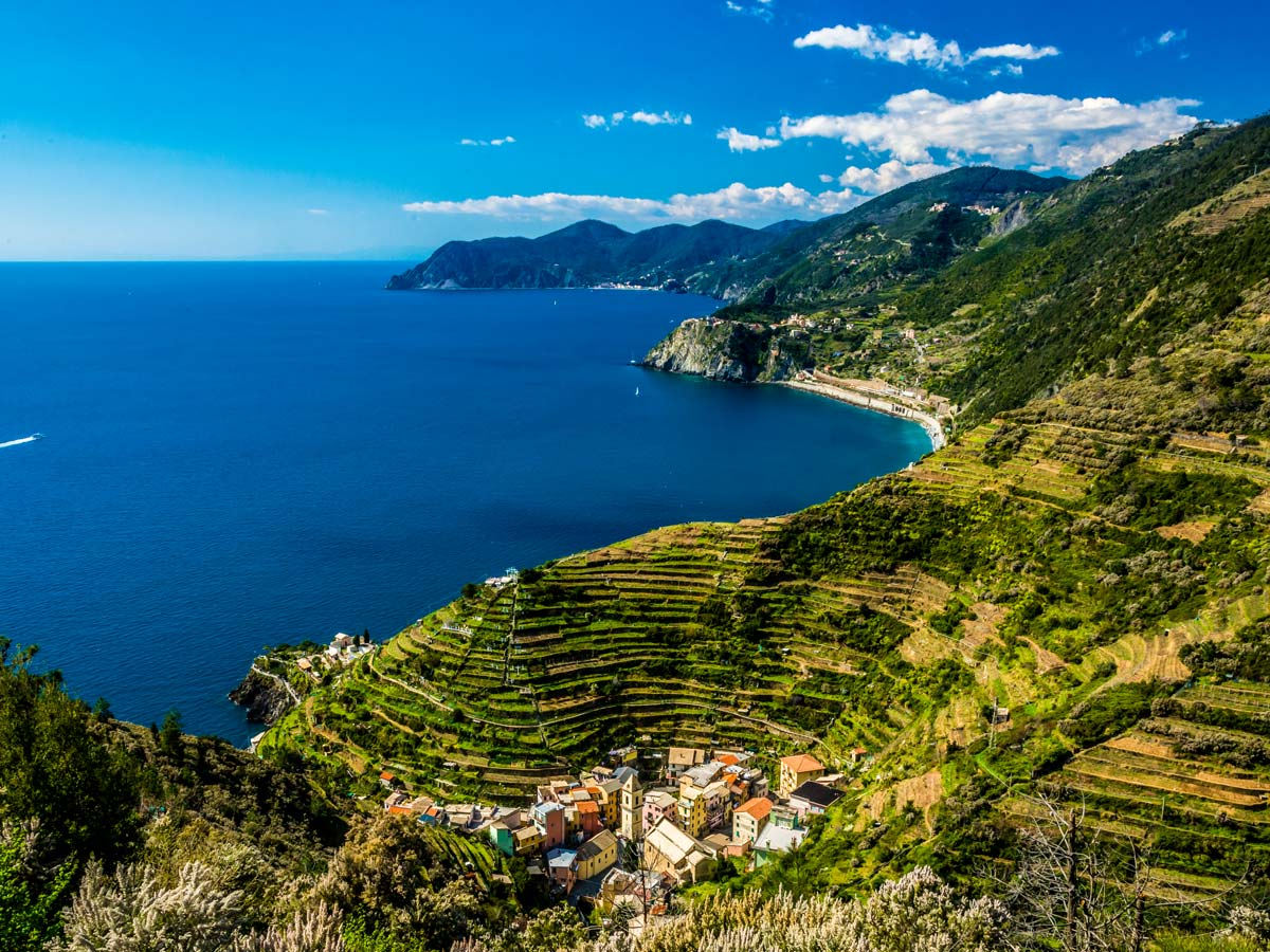 Sestri Levante to Porto Venere trek in Cinque Terre is an amazing tour