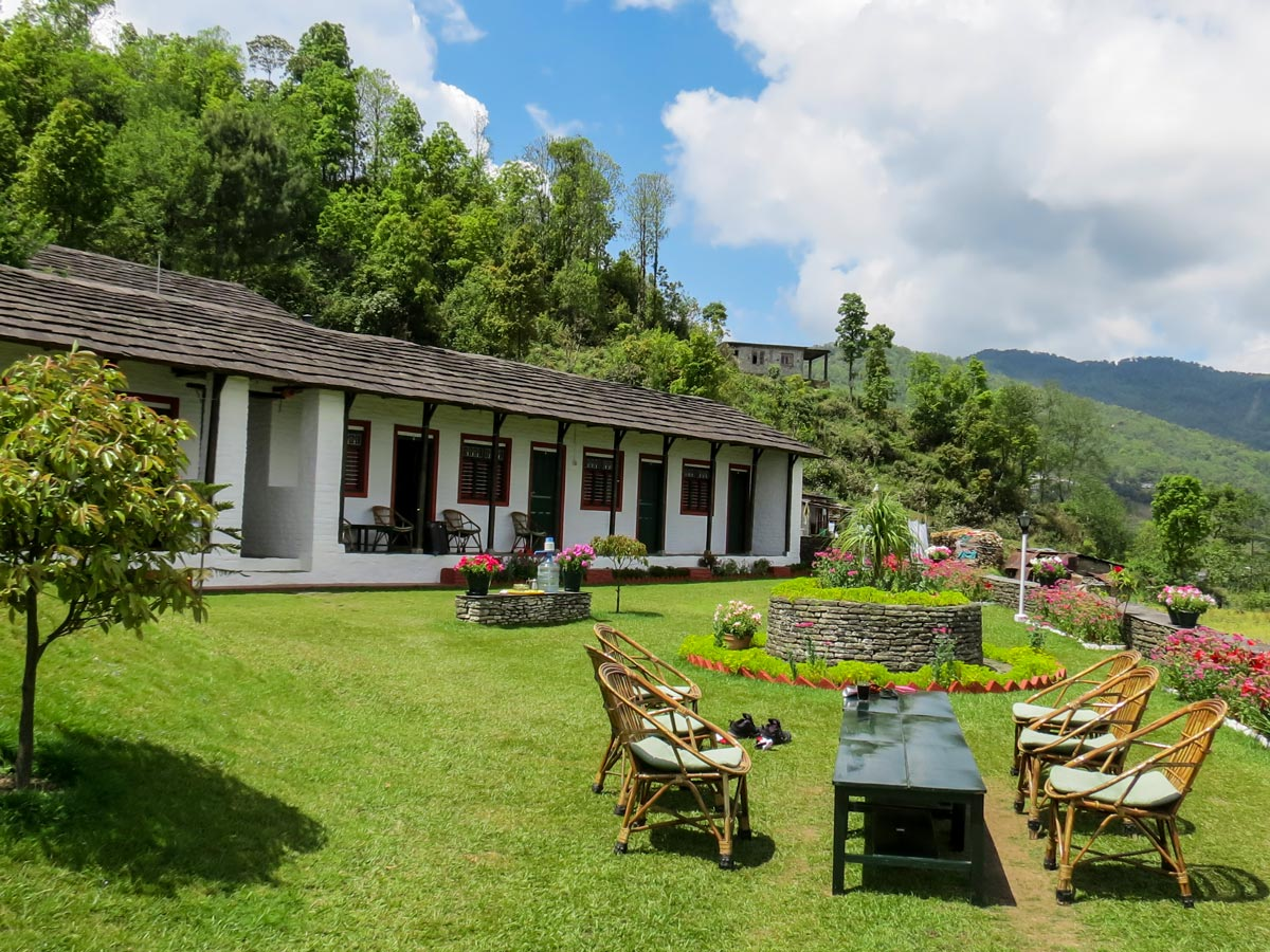 Basanta Lodge Dhampus on Annapurna Luxury Lodges Trek in Nepal