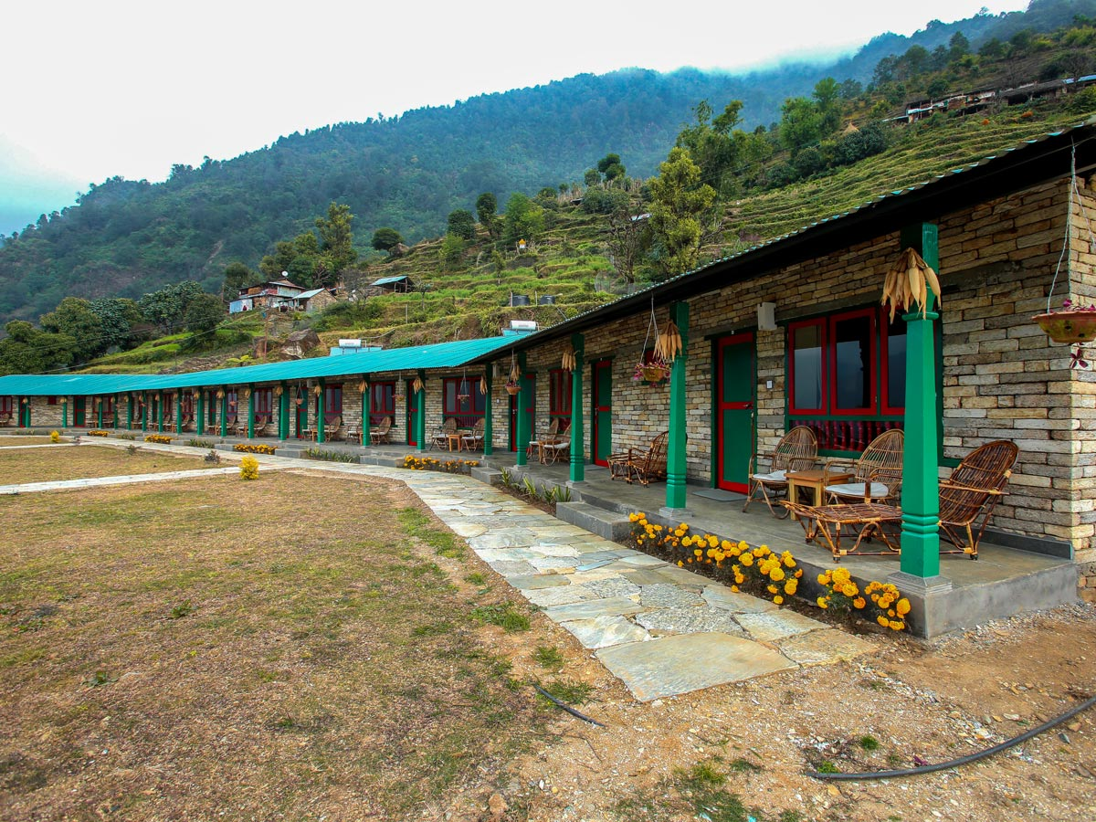 La Bee Lodge on Annapurna Luxury Lodges Trek in Nepal