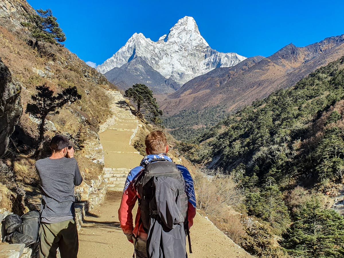 Everest Luxury Lodge Trek in Nepal is a wonderful trail with stunning overviews