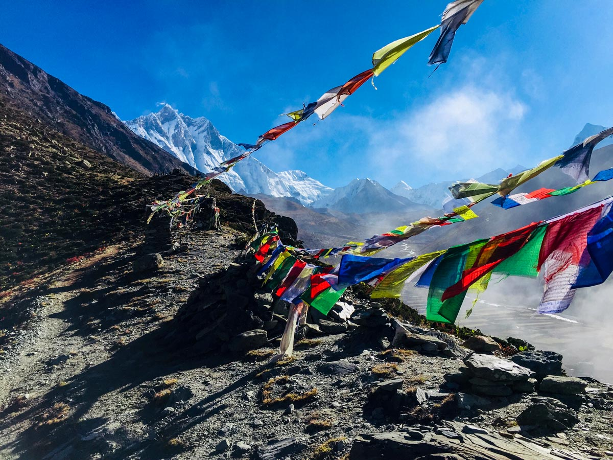 Everest Luxury Lodge Trek in Nepal is a must do for hikers