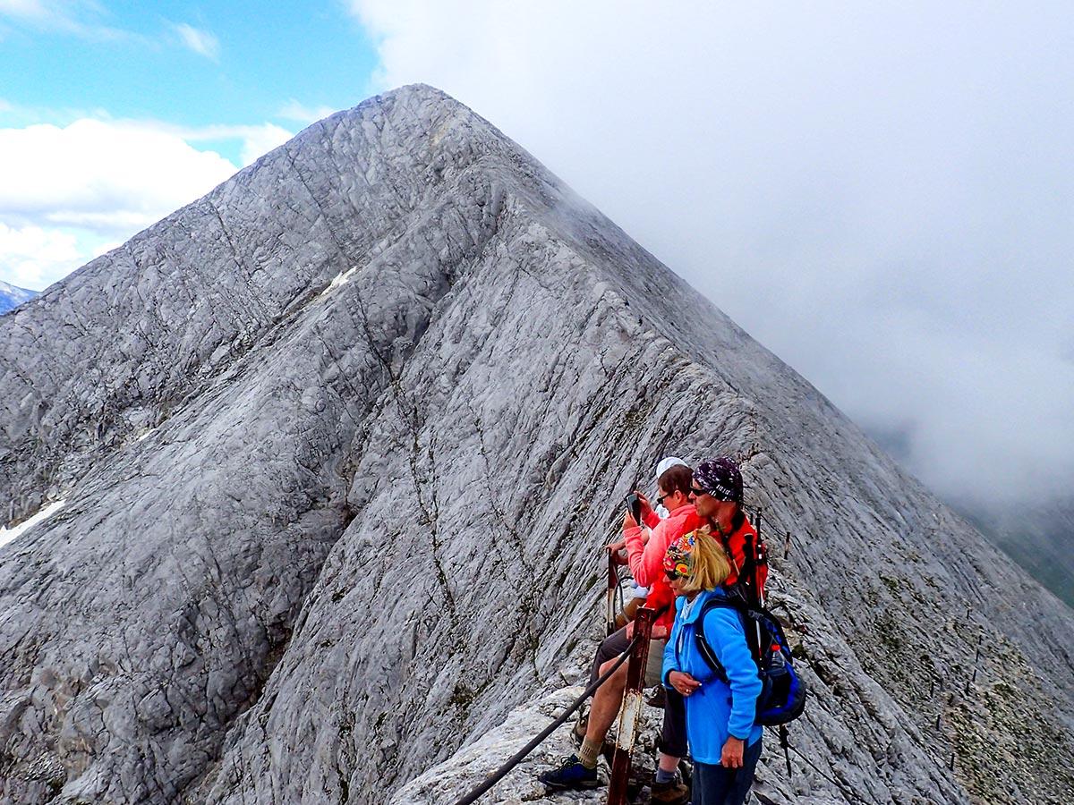 Pirin The Marble ridge on Adventure Trails Bulgaria Grand Tour Day 7