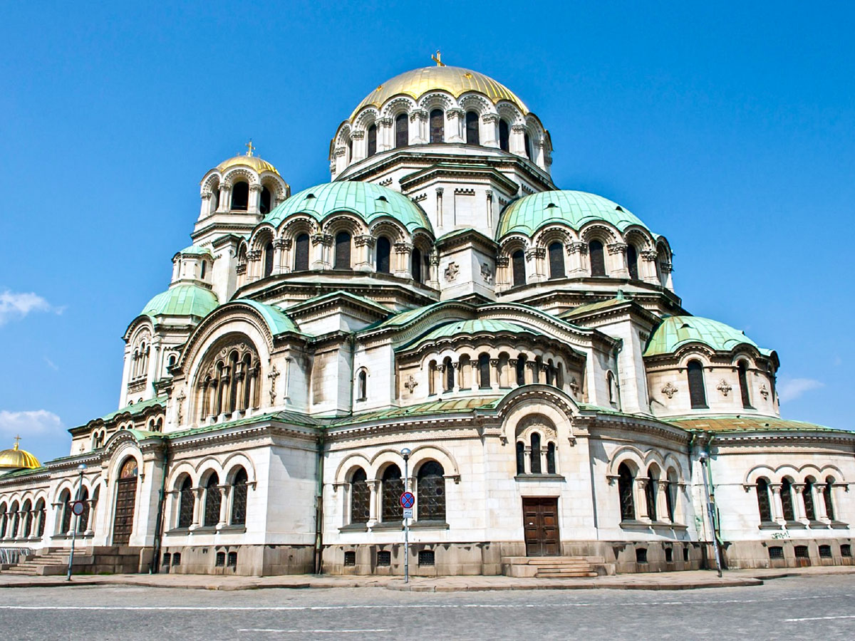 Rhodope Cycling Tour includes visiting Sofia and St