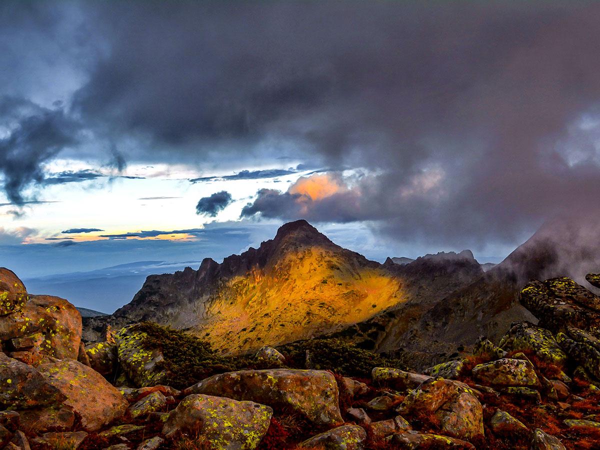 Pirin Tipic Ridge on day 6 of Rila and Pirin guided tour