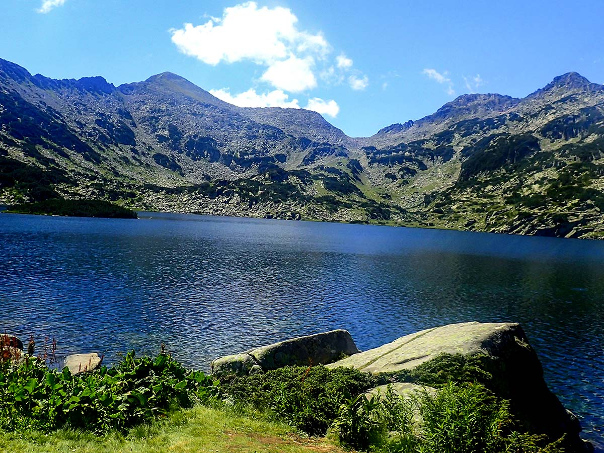 Begovitsa valley Pirin day 7 of The Summits and Ridges of Bulgaria Guided Tour