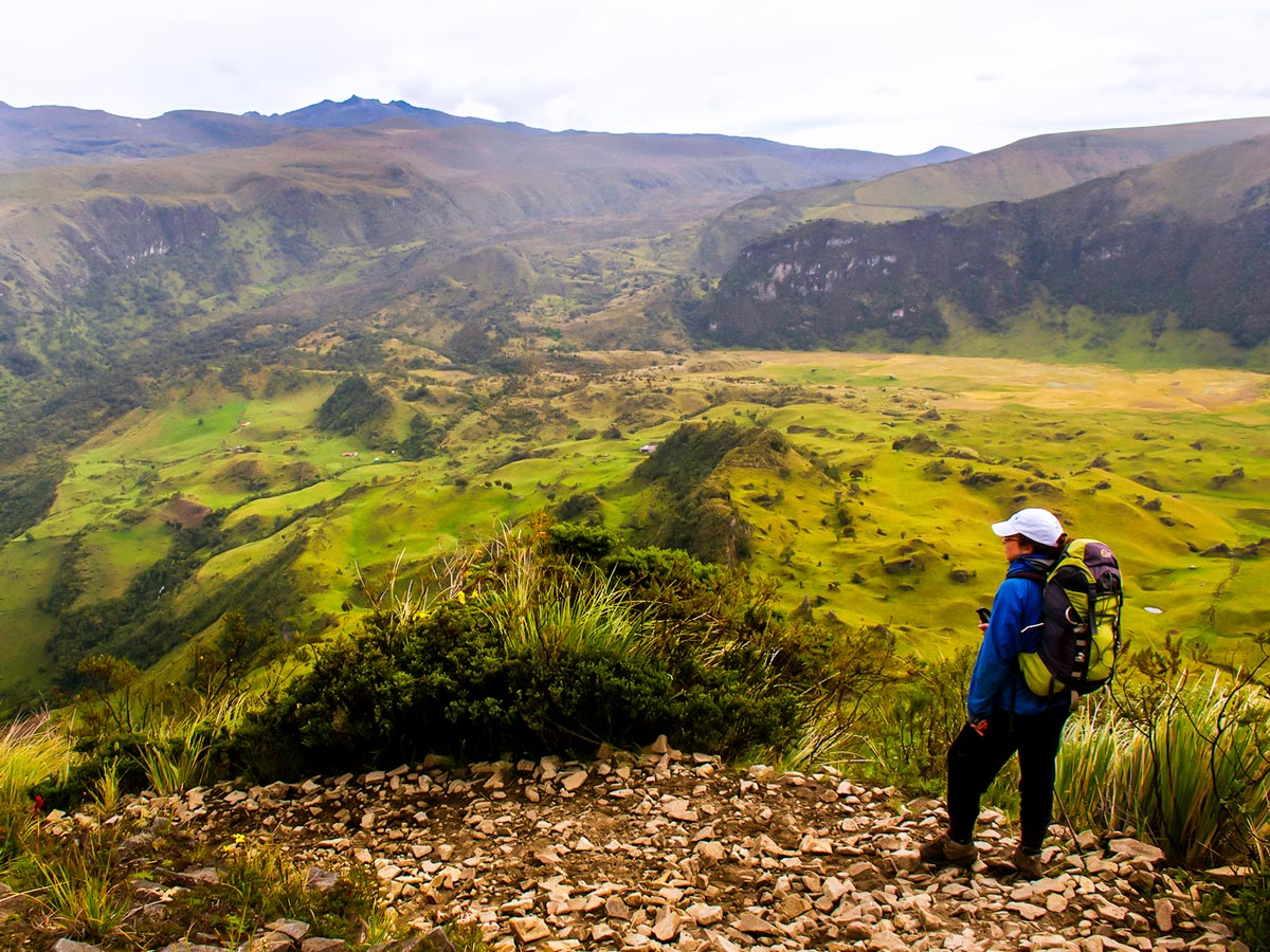 Colombia Off Road Tour is a great trekking adventure visiting the highlights of Colombia