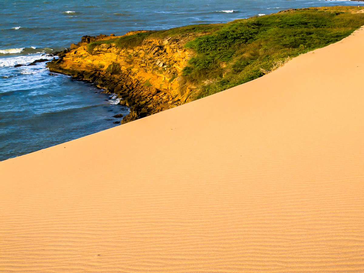 Colombian Northern Desert is a wonderful place to visit and can be seen on Colombia Off Road Tour