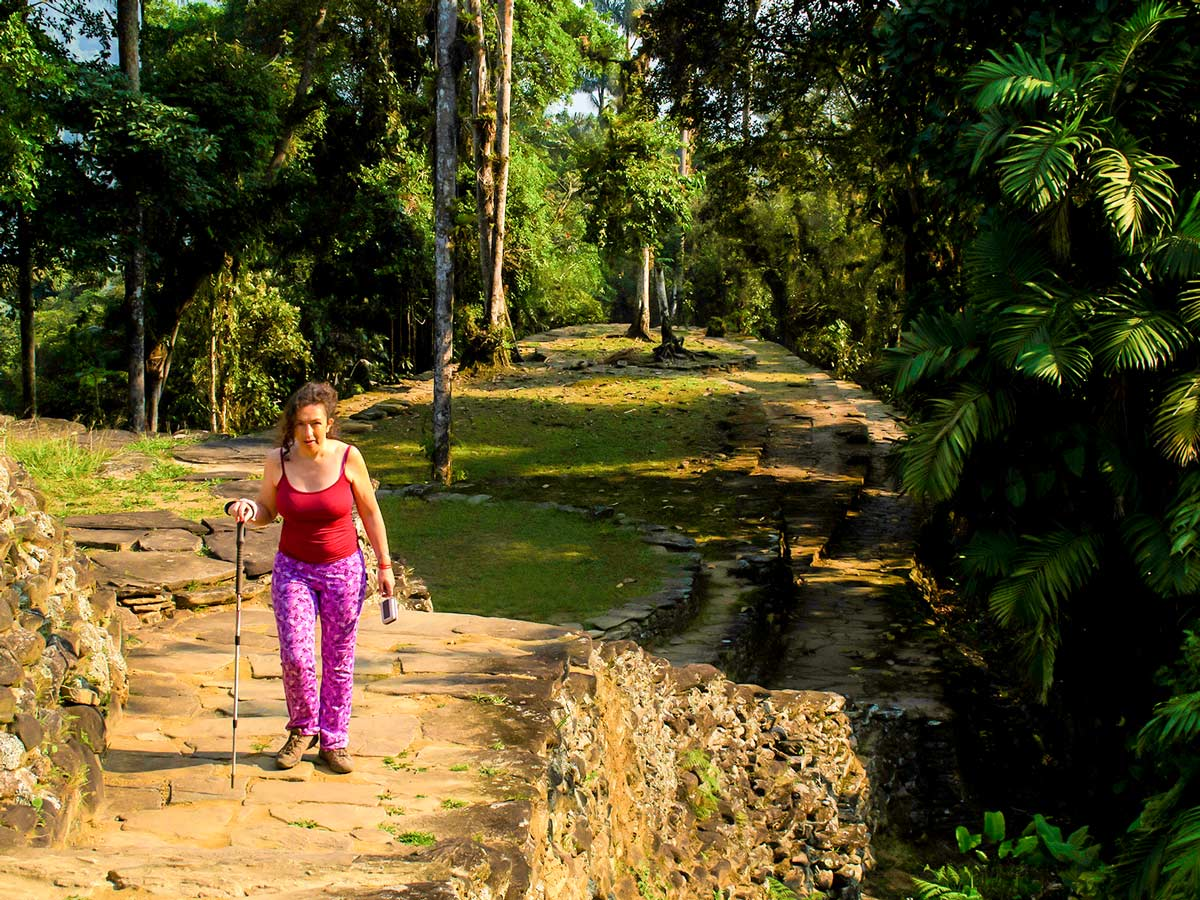 Trekking to the Lost City on Colombia Off Road Tour