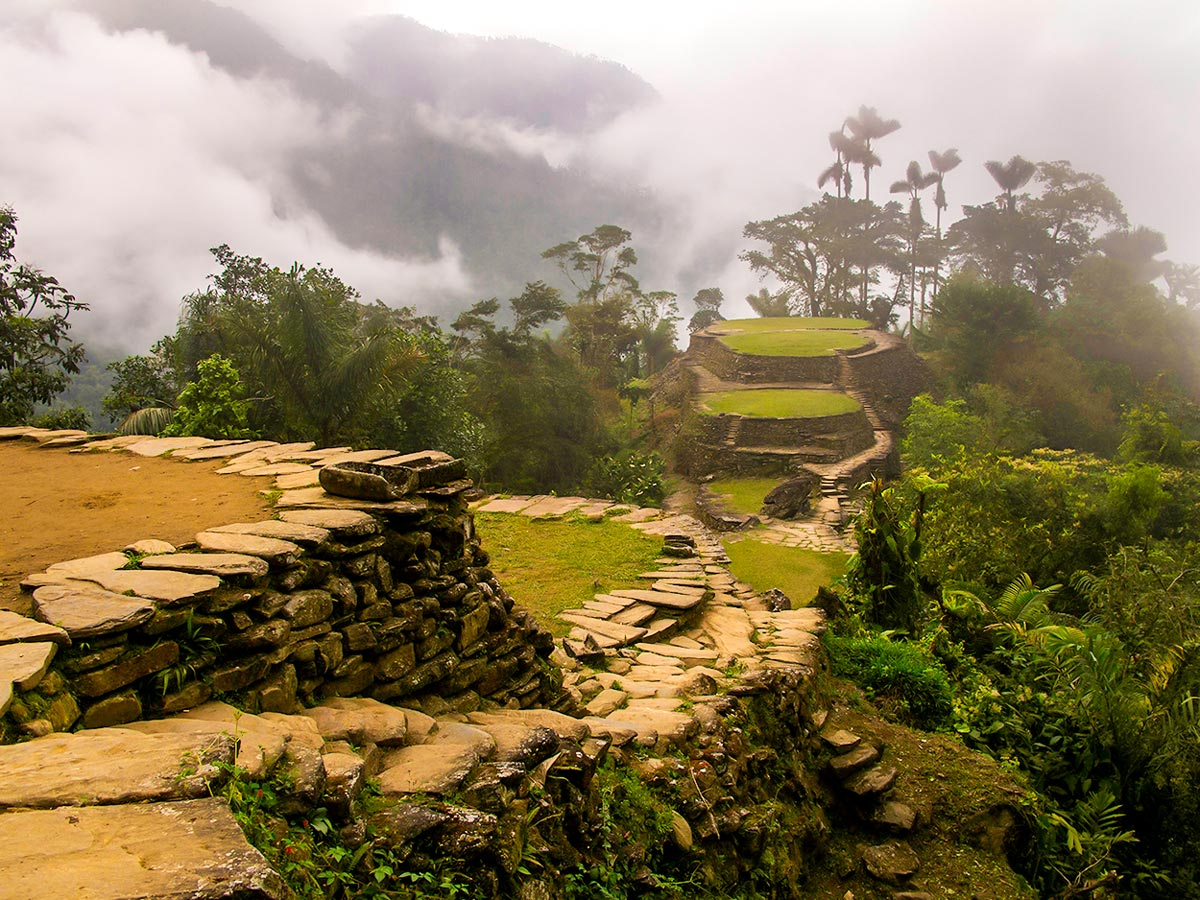 Lost City Trek in Colombia is a must do for all the hiking lovers in South America