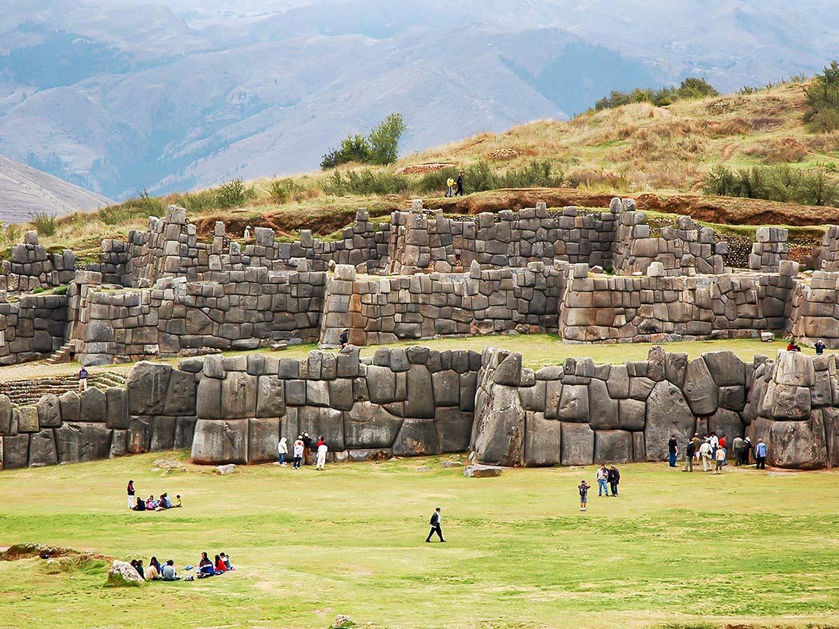 Peru Ecuador Galapagos Tour inludes visiting numerous archeological sites on Peru Ecuador Galapagos Tour