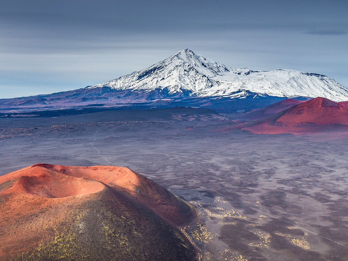 Seeing Kamchatkas Landscape is an amazing experience