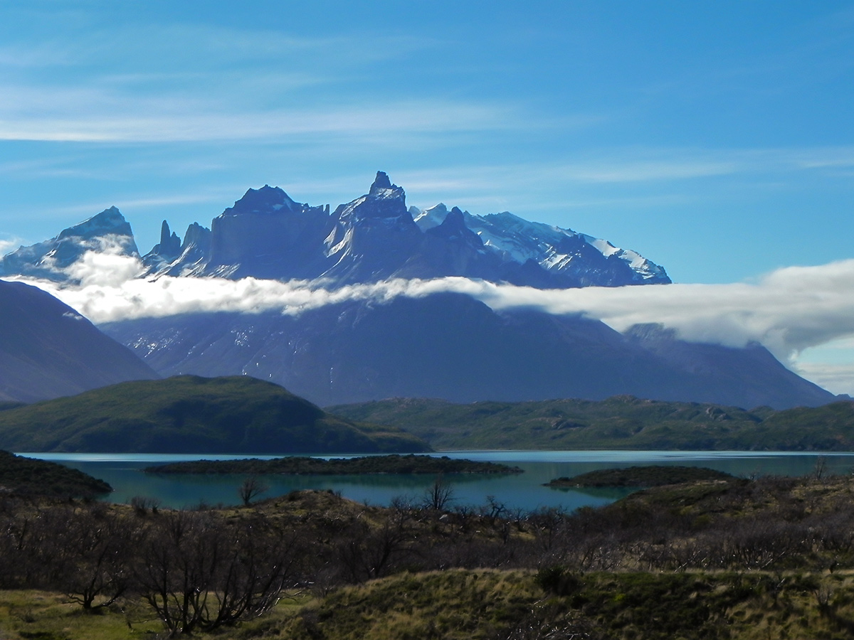 French Valley is an amazing location to observe the stunning Patagonia landscape on Torres del Paine & Ushuaia Adventure Tour