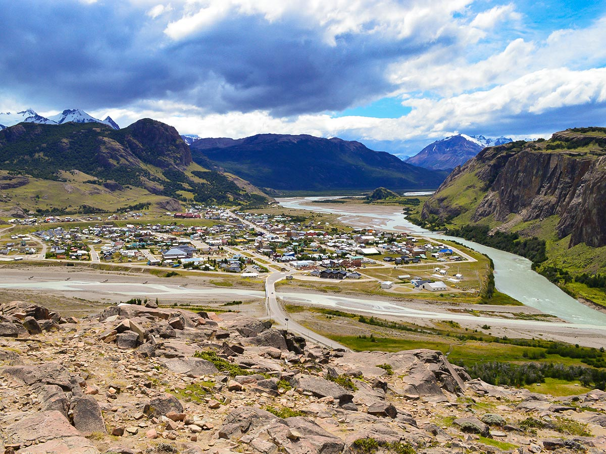 Day 6 of Full Patagonia Adventure Tour is a free Day at El Chalten El Calafate