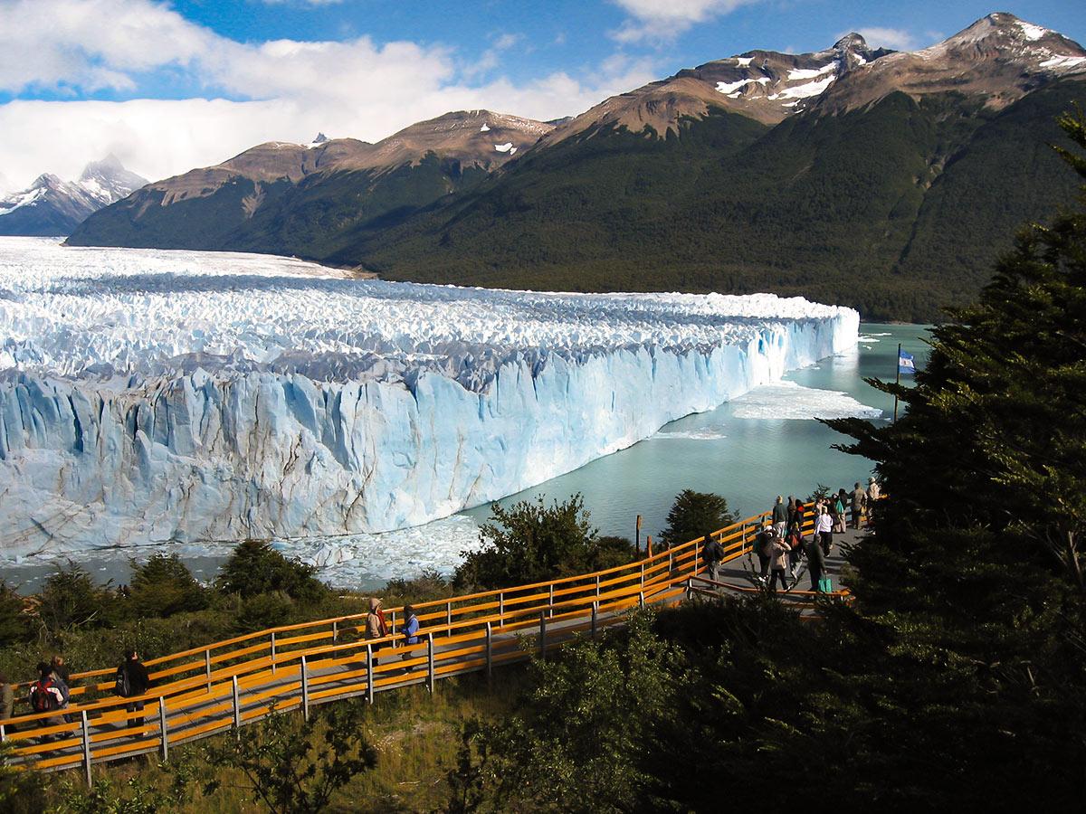 Moreno Glacier Argentinean Patagonia Los Glaciares and Paine Adventure