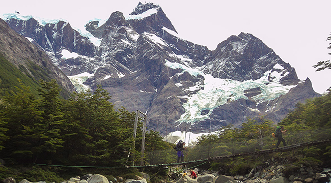 Torres del Paine Guided Trekking Tour