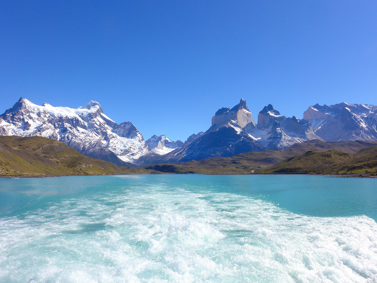 French Valley in Chile is an amazing trail you get to hike on Torres del Paine Ushuaia Adventure Tour