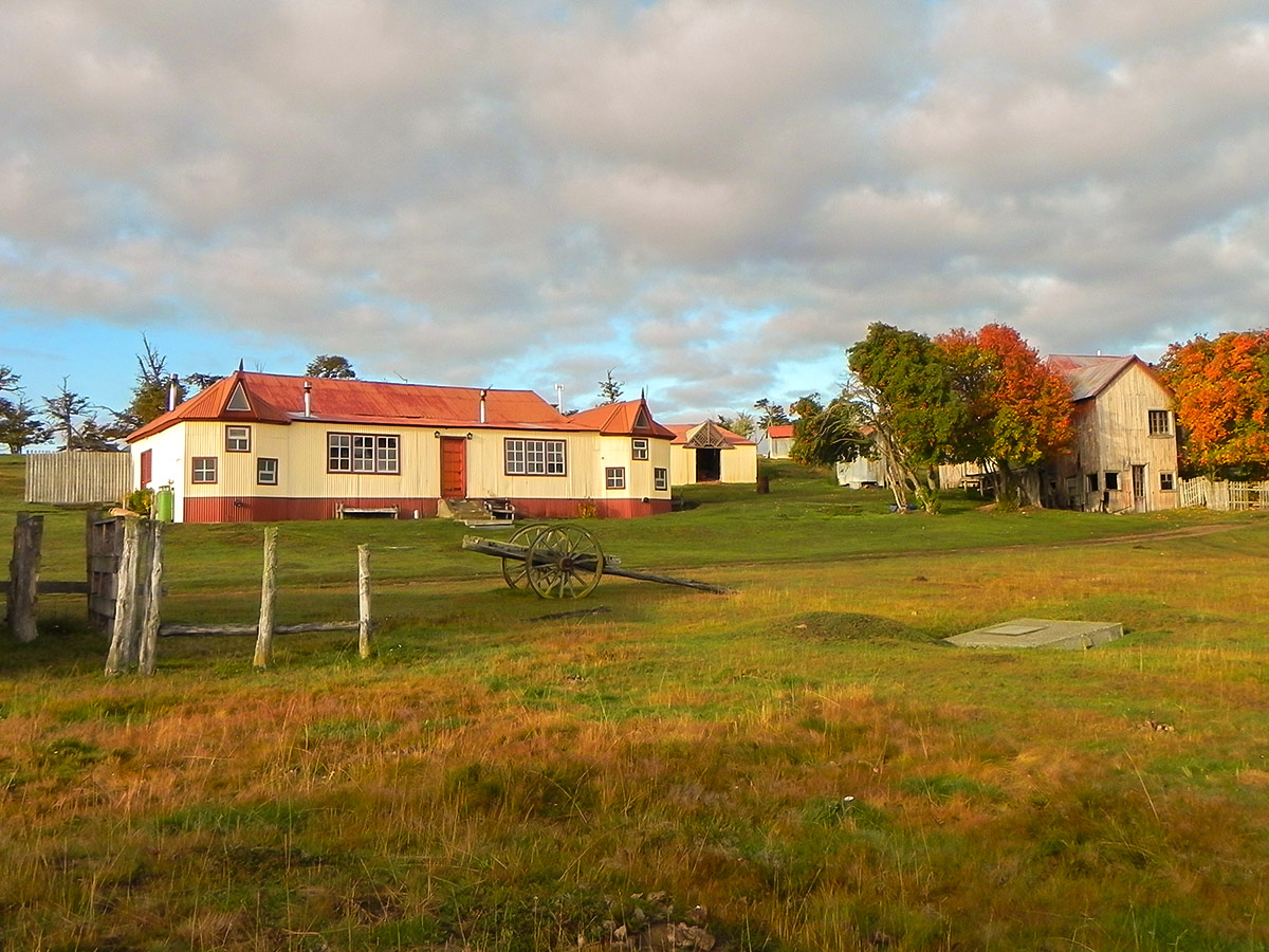 Stay in Estancia Las Hijas on Torres del Paine Ushuaia Adventure Tour