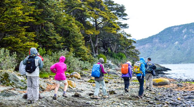 Torres del Paine and Ushuaia Trekking