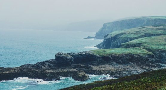 South West Coast Path: North Cornwall Coast
