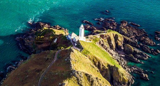 South West Coast Path: South Devon Coast