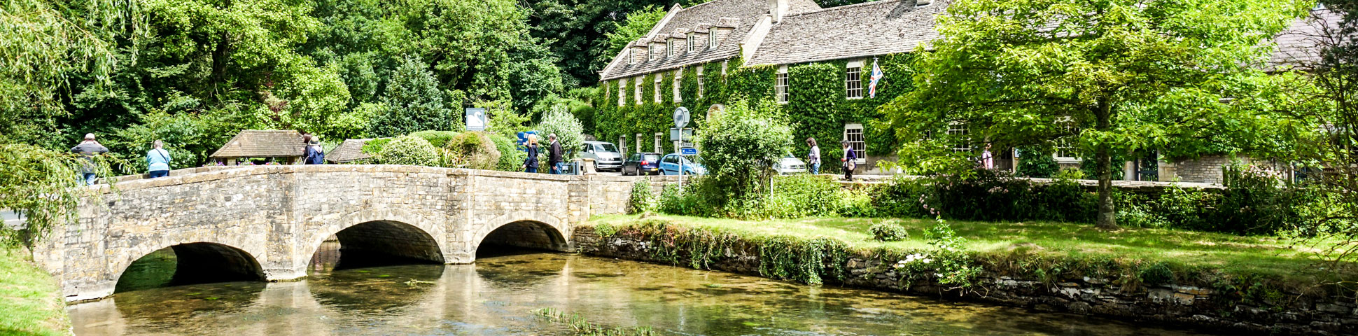 Stratford to Bath Cycling Tour