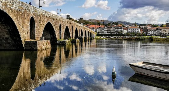 Guided Cycling The Portuguese Camino
