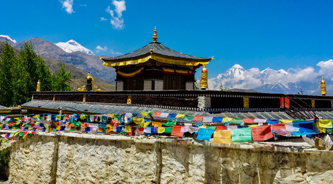 Annapurna Circuit by Bike