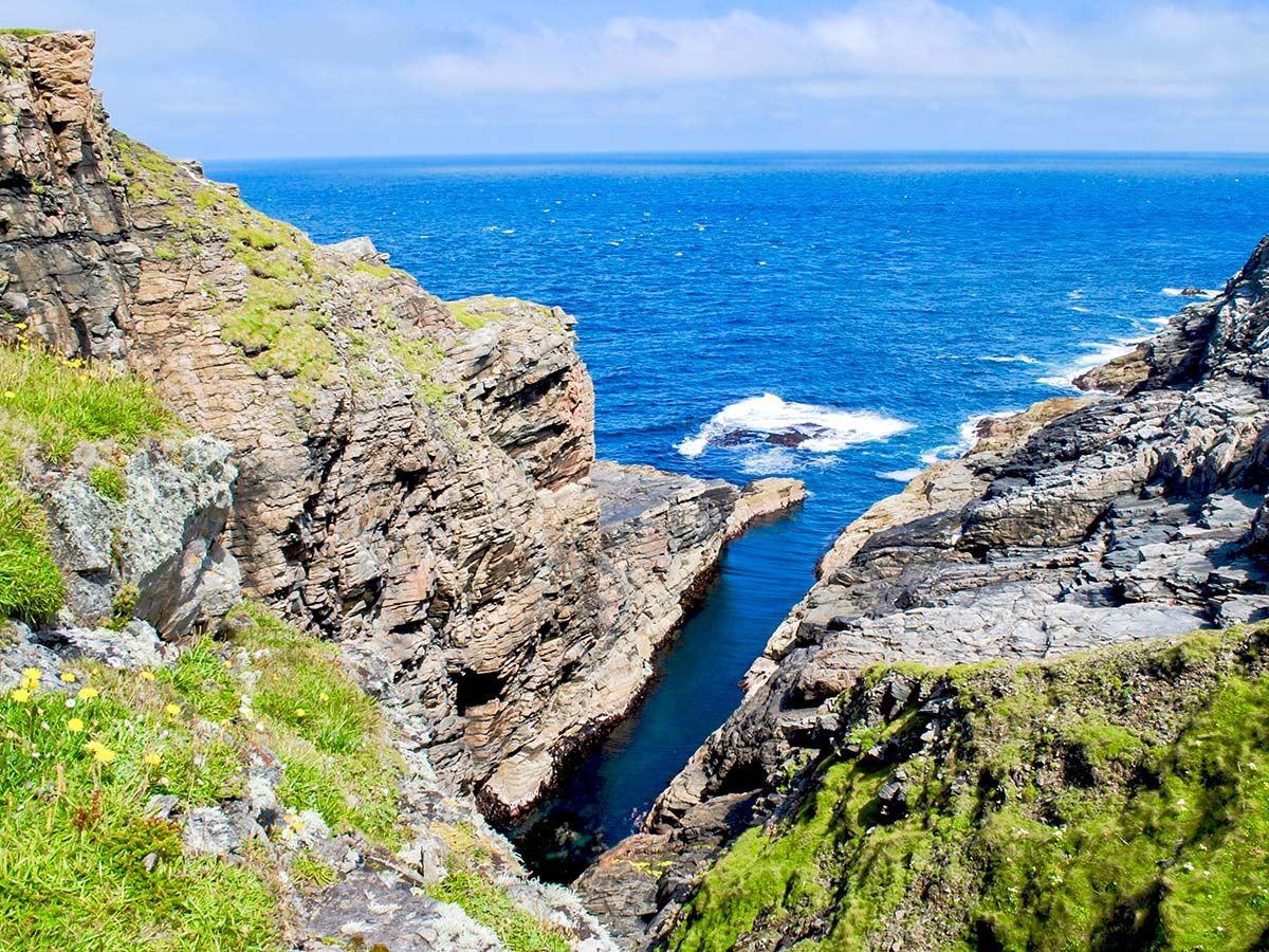 Malin Head as seen on the Coastal Causeway Route & Donegal Tour