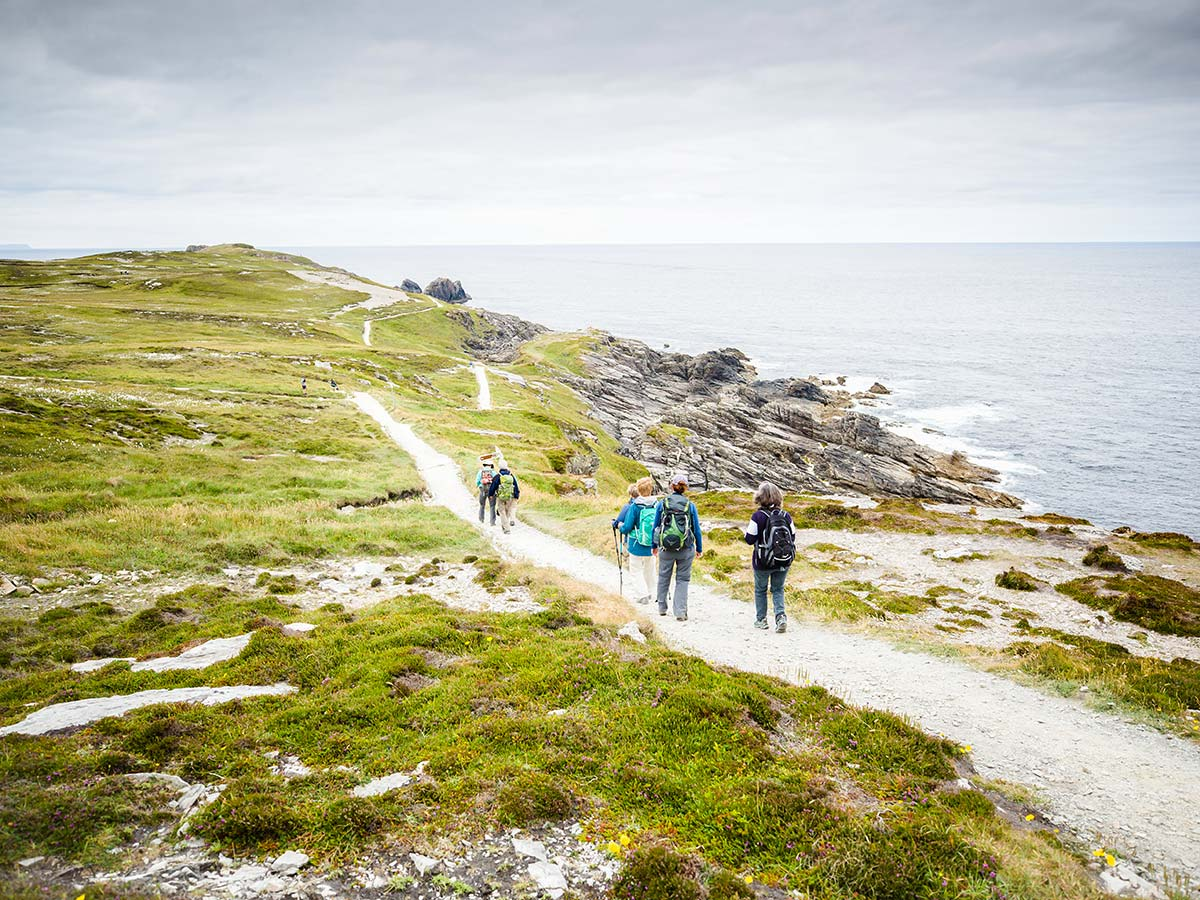Coastal Causeway Route & Donegal Trek to Malin Head