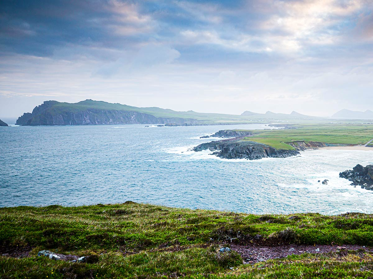 Deluxe Cycling in Kerry Mountains Tour include visiting Dingle Peninsula