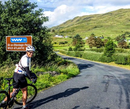 Kerry Peninsulas Biking Tour