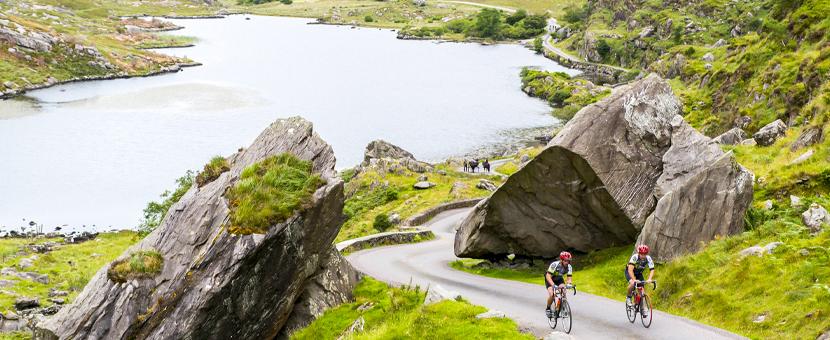 Kerry Peninsulas Biking Tour