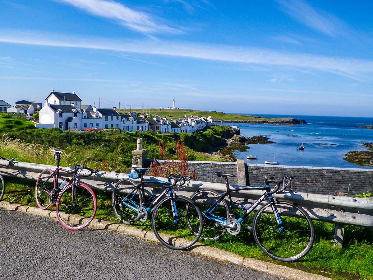 Arran Islay and Jura Road Biking Tour is a great tour in Scotland