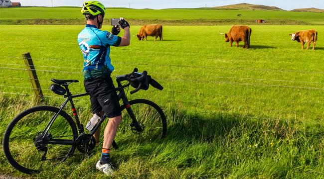Arran, Islay, & Jura Road Cycling Tour