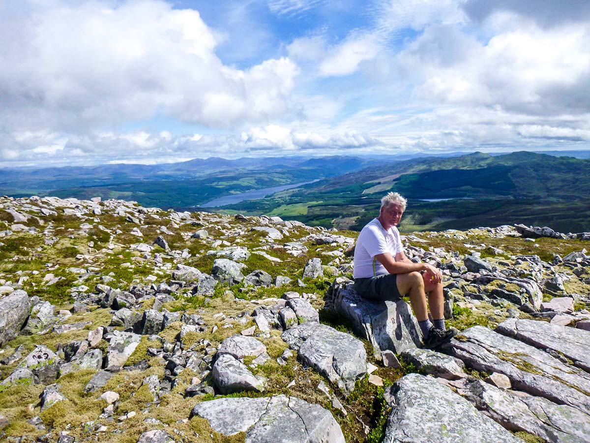 Glencoe and the Highlands trekking tour in Scotland is a great hiking tour in UK