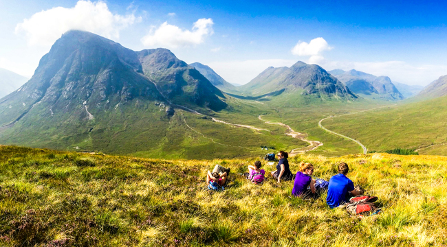 Glencoe and the Highlands Walking Tour