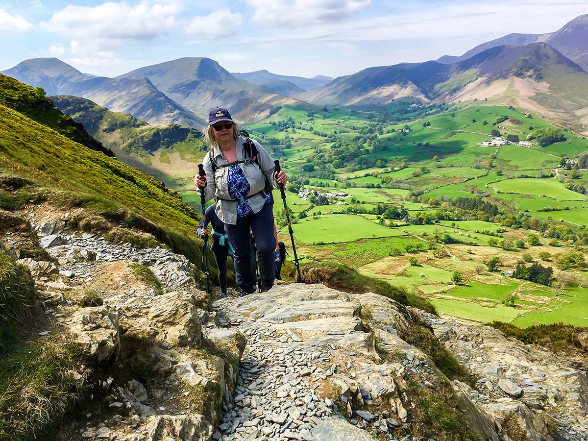 National Parks of the UK Guided Walking Tour leads along beautiful trails