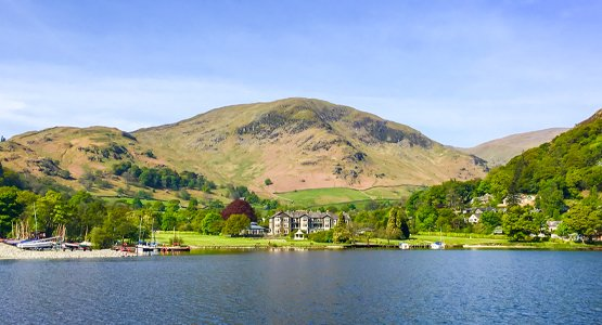 National Parks of the UK Walking Tour