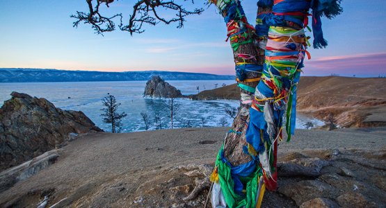 Grand Crossing of Lake Baikal Tour