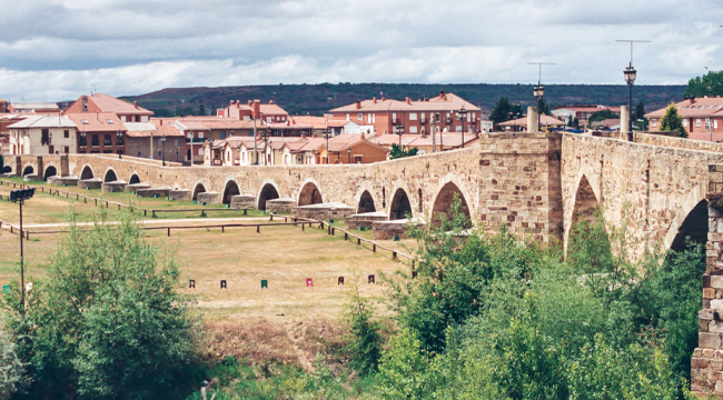 Guided Camino Frances in 7 days