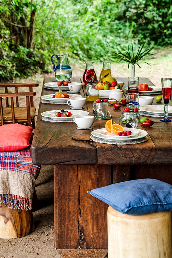 Classic Safari Nyota Tour includes many beautiful luxurious touches to your trip
