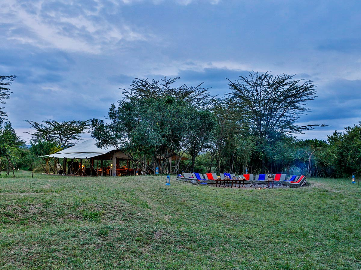 anazia and Kenia Safari includes staying in numerous beautiful lodges and camps