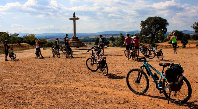 Self-guided Cycling the Camino Portuguese