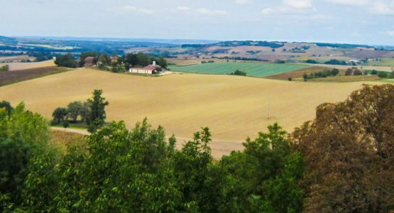 Cycling the french camino last 200km