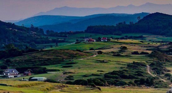 Camino de Santiago Northern Way