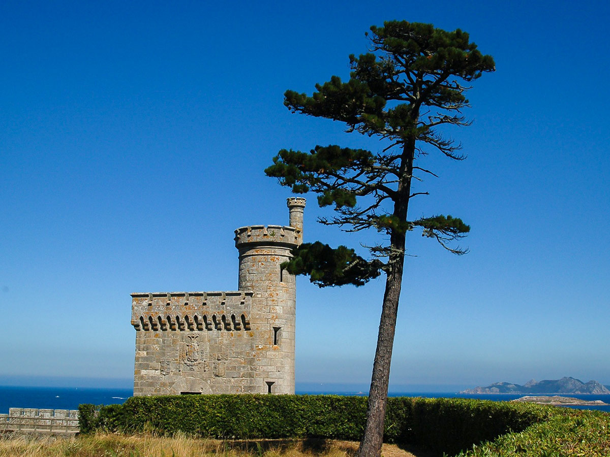 Last 100 km of Portuguese Way includes visiting Baiona