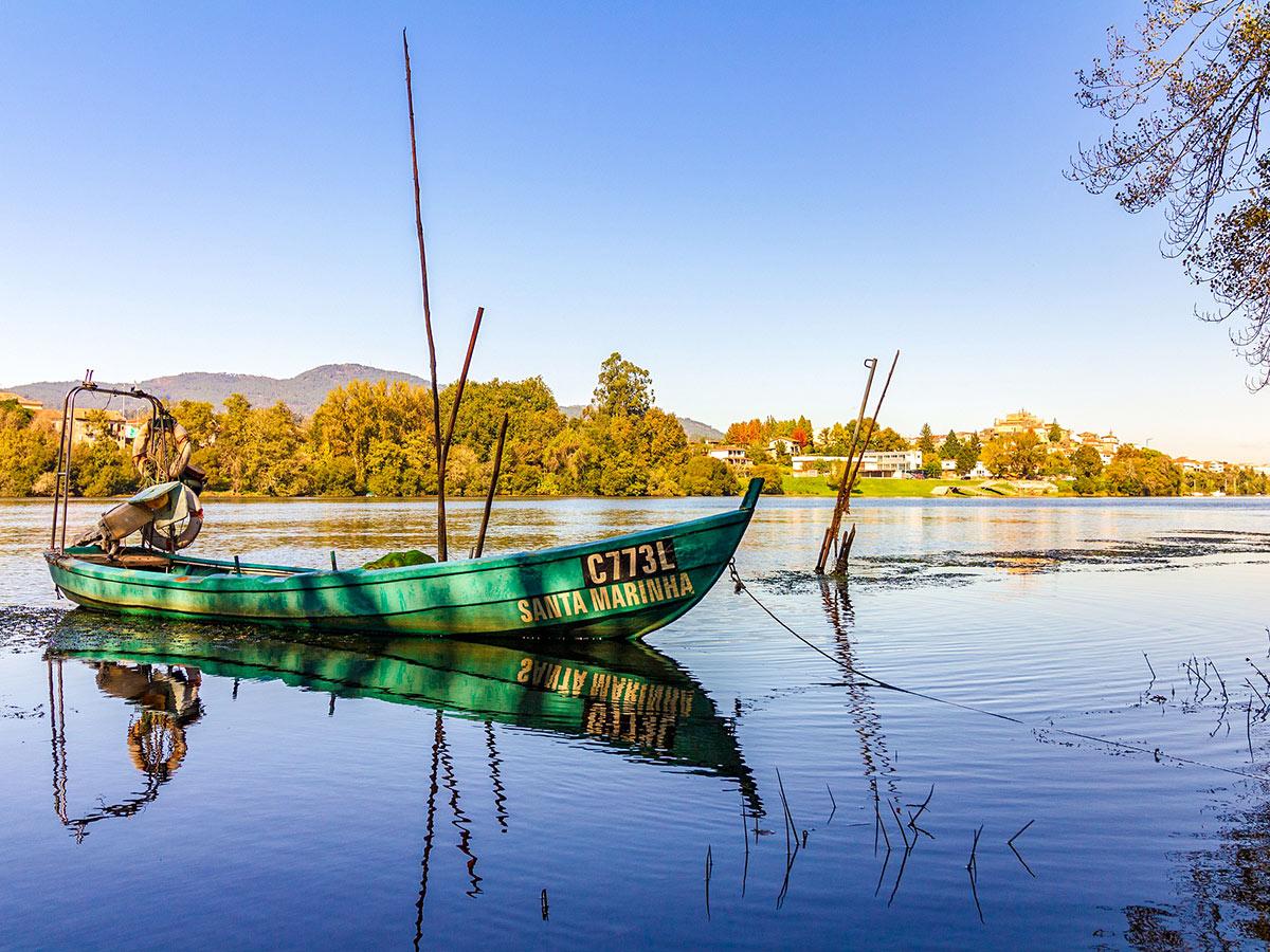Self guided Camino de Santiago Portuguese Way includes visiting Pontevedra