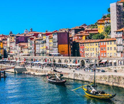 Portuguese Camino from Porto to Santiago